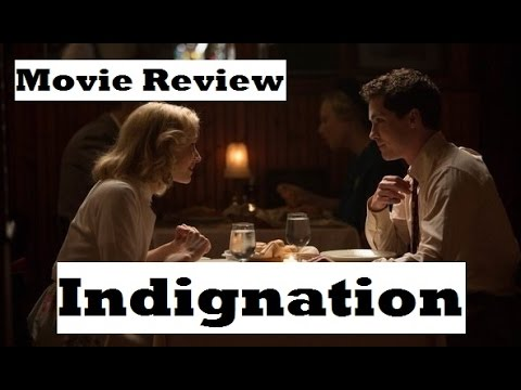 Indignation (2016) Movie Review