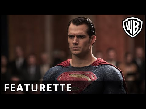 Batman v Superman: Dawn of Justice (Featurette 'Clark Kent/Superman')