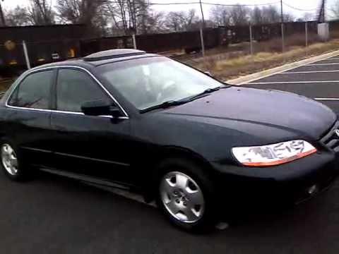 2000 Honda Accord Vtec Solenoid 2001 Honda Accord EX V6 Review, Start Up & Rev, Interior Overview