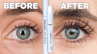 Video Women Try Eyelash Growth Serum For A Month MP3, 3GP, MP4, WEBM, AVI, FLV November 2018