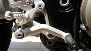 4. Aprilia Shiver 750 2012