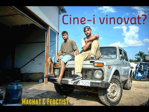 Magnat & Feoctist - Cine-i Vinovat? [Official Video 2018] (видео)