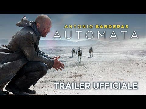 Automata - Trailer italiano ufficiale [HD]