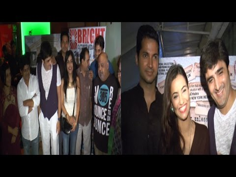 Success Celebration Of Movie Identity Card With Star Cast