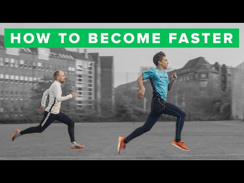 HOW TO BECOME FASTER