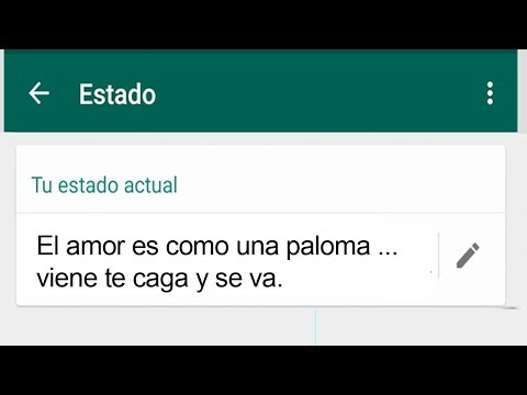 Frases para whatsapp - 10 Estados de whatsapp graciosos #3