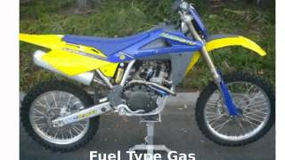 10. 2005 Husqvarna TC 250 - Features & Specification
