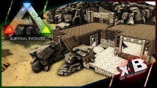 Barn Raising! :: Let's Play ARK: Survival Evolved :: E23