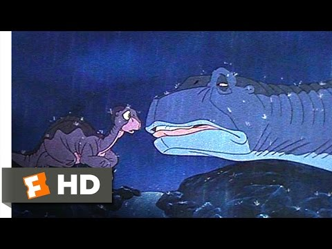 The Land Before Time (2/10) Movie CLIP - Littlefoot's Mother Dies (1988) HD