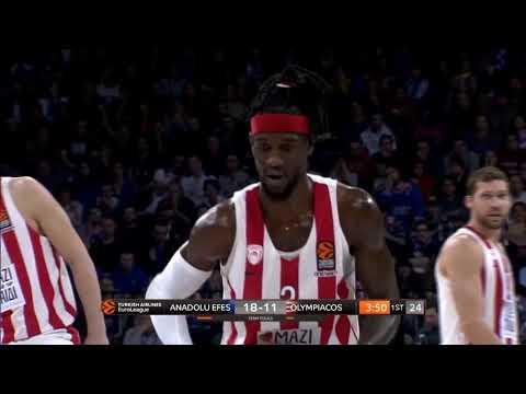 Video - Ευρωλίγκα - Ολυμπιακός: Πλέον κοιτάζει προς τα κάτω
