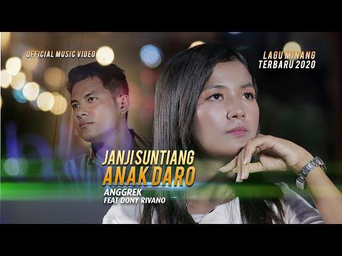 Lagu Minang Terbaru 2020 Anggrek feat Dony Rivano - Janji Suntiang Anak Daro [ Official MV ]