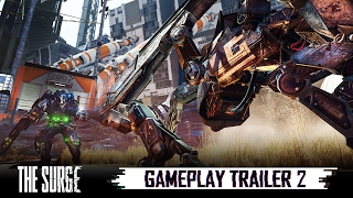 The Surge - 14 Minuten Gameplay