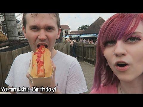 Yamimash's 25th Birthday! (видео)