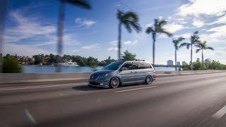 Javi's Honda Odyssey #Boxedlifestyle
