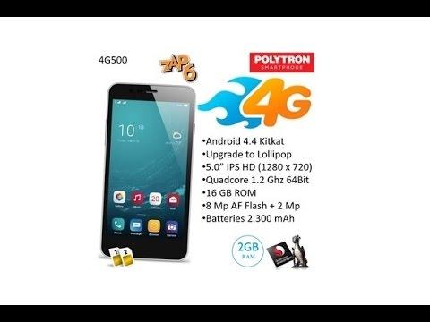 Polytron 4G500 zap 6