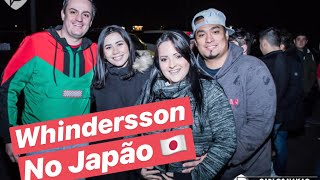 Whindersson Nunes - WHINDERSSON NO JAPÃO   INSCRITOS E YOUTUBERS