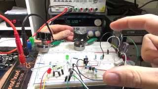 DIY Bench Power Supply #7 – Circuit Design and Operation – Pt3