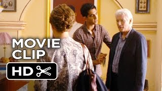 The Second Best Exotic Marigold Hotel Movie CLIP - Guy Arrives (2015) - Richard Gere Movie HD