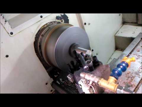 CNC-Drehmaschine GOSAN 2040 CNC 2013