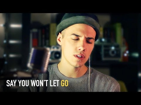JAMES ARTHUR - Say You Won't Let Go (Cover by Leroy Sanchez) (видео)