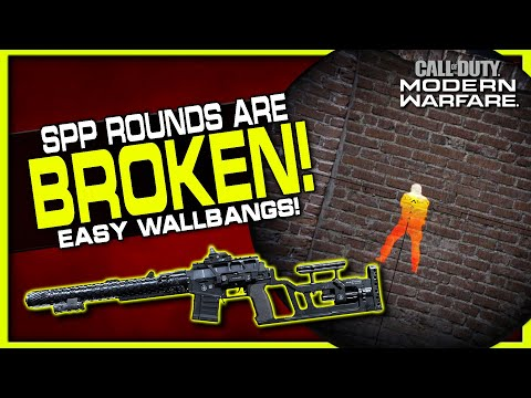 The AS VAL SPP Rounds are Broken! | (Campers Beware!)