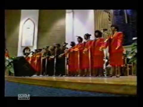 True Worshiper's Medley Adult Praise Team anniversary, 1993 GMCHC, Bishop Alfred Owens