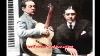 Il Primo Tango-Canzone della Storia!