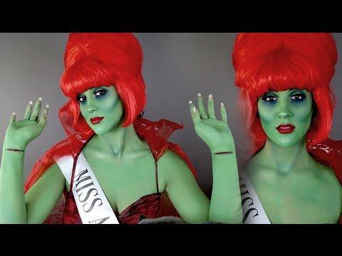 Miss Argentina (Beetlejuice) | Easy Halloween Look