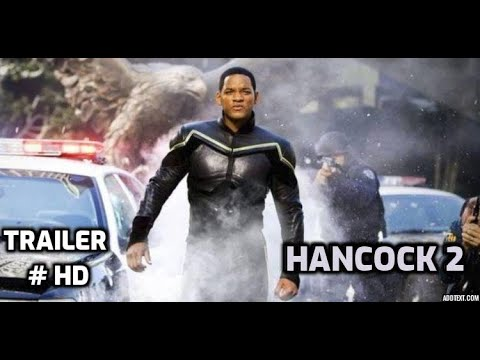 Hancock 2 | Trailer | Will Smith. Charlize Theron. Jason Bateman ( Fan Made)