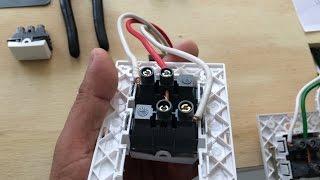 En este sencillo video aprenderemos a usar los interruptores sencillos como si fueran interruptores de tres vias, ideal para cuando no podemos conseguir estos ultimos apagadores.Cómo conectar lamparas y apagadores: https://youtu.be/atKhCh-edvsCómo hacer una lámpara de prueba para detectar la fase y problemas eléctricos o de continuidad: https://youtu.be/h52SXXkQk0AInstalación eléctrica de una casa: https://youtu.be/8ye9Gr-i-uQ Cuantos contactos puedes poner en un interruptor termomagnético??: https://youtu.be/bcCVErh_7aYPorqué se queman mis tomacorrientes?: https://youtu.be/mdWU2ot4bu0Facebook: https://www.facebook.com/joseriosr2No olvides suscribirte y activar los notificaciones para enterarte  de los nuevos vídeos.Saludos y buenas vibras!!