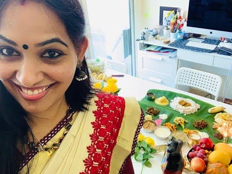 ഞങ്ങളുടെ വിഷു || Our Vishu || Vishu Sadya 2019|| Ep:Ep:548 | Veenas Vlog -31