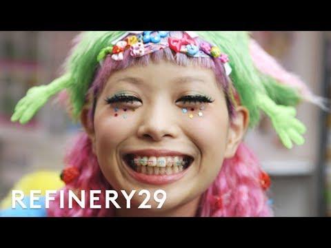 האופנה הצבעונית ביותר בעולם – נמצאת ביפן קאוואי Kawaii