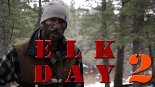 Video DIY  Traditional Bow Hunting Elk with Recurve Bow - Day 2 MP3, 3GP, MP4, WEBM, AVI, FLV Oktober 2017