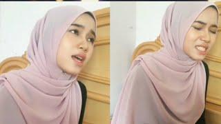 Viral Sedap Gilerr Suara Gadis Comel Ni Nyanyi Lagu 'Terus Mencintai' Sebijik Macam Siti Nordiana!!