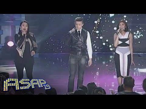 sarah - 'The Voice Kids' coaches grabbed the spotlight on 'ASAP' after weeks of taking a backseat to the finalists of the singing competition. Subscribe to the ABS-CBN Online channel! - http://goo.gl/TjU8...