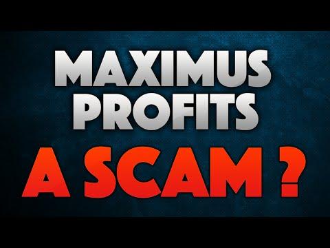 Maximus Profits Scam Review