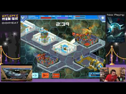 Star Command - djWHEAT takes a look at Star Command (http://starcommandgame.com) for the iOS on the iPAD. He runs through the first hour of the game. -- www.twitch.tv/djwhe...