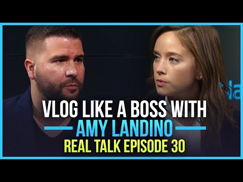 Amy Schmittauer on How To Kill It Online With Video Blogging - Real Talk With Carlos Gil Episode 30