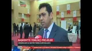 3.Yenilikçi Ankara Proje Pazarı Haberi - TRT Haber