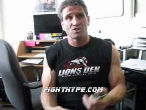 Ken Shamrock This is My Time to Give Back To You