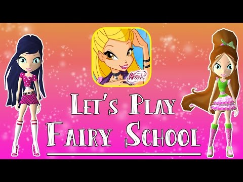 Video of Winx Club: Winx Fairy School