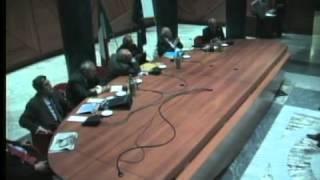 Assemblea ex Parlamentari - On. Menzietti