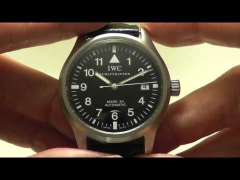 IWC Reviews - A candid look at one of IWC's