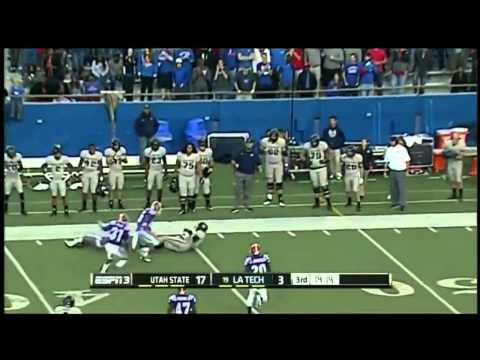 Chuckie Keeton vs Louisiana Tech 2012 video.