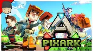 PIXARK - Ep.01 : THE ADVENTURE BEGINS!