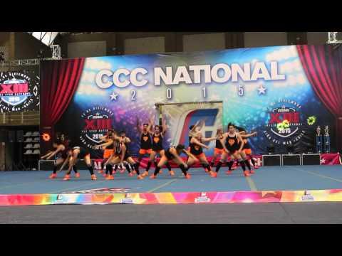 Diamond Jackson 2015 - CCCHILE (видео)