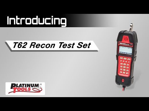 T62 Recon Test Set