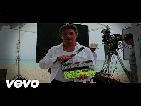 Alejandro Sanz - No Me Compares (Detrás De Cámaras)