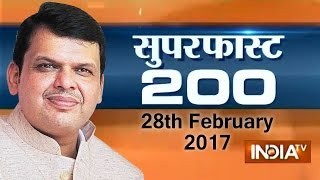Superfast 200 | 28th February, 2017 ( Part 2 ) - India TV