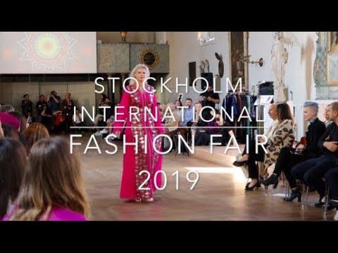 STOCKHOLM INTERNATIONAL FASHION FAIR 2019 видео